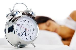 8 Hours sleeping