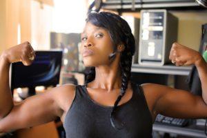 lean muscles